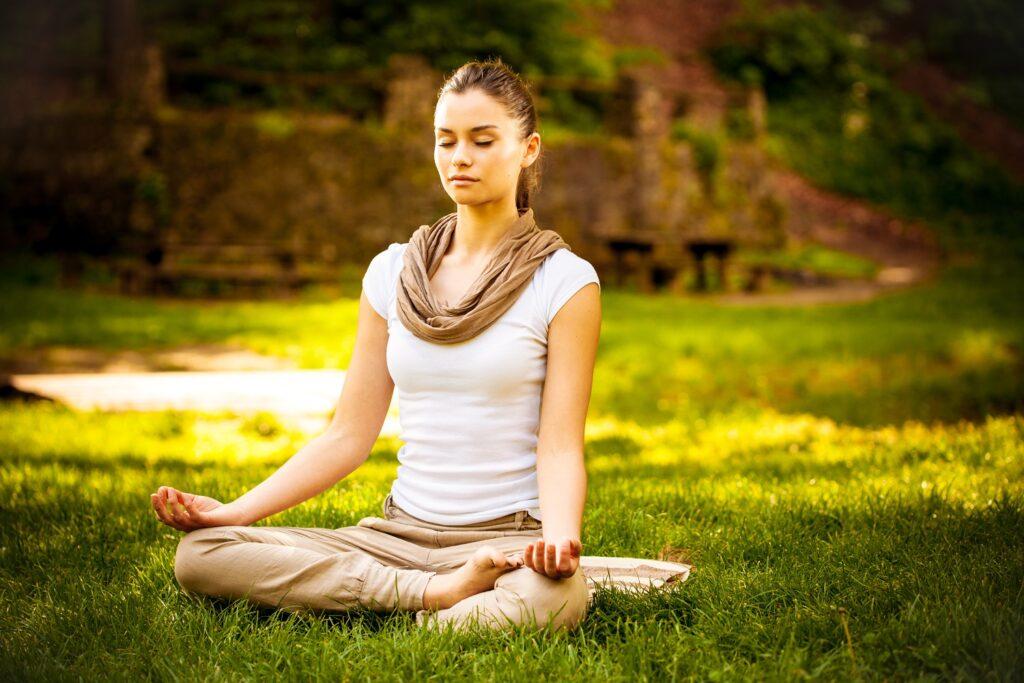 Yoga to sleep better
