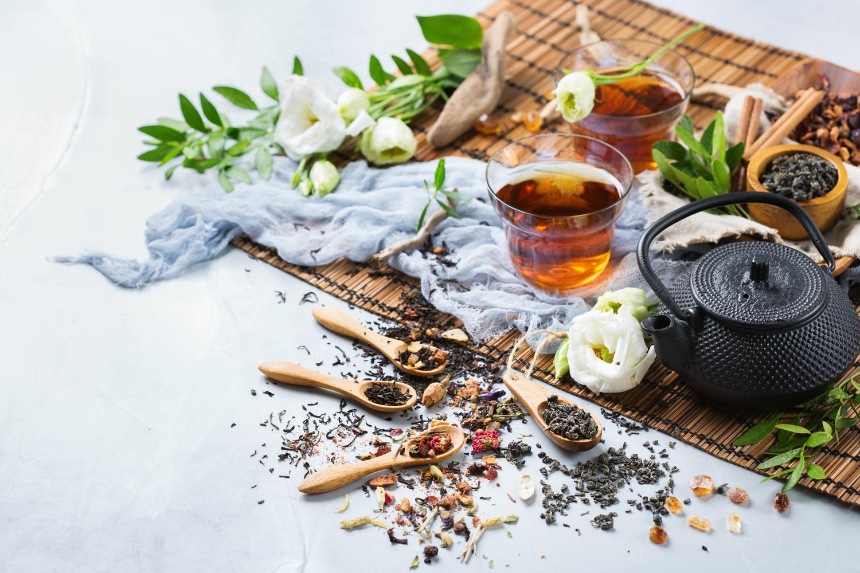 Herbal tea for sleep