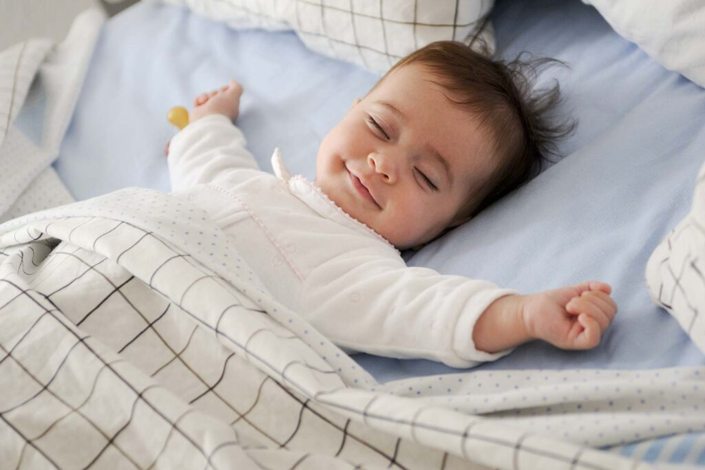 Sleep tips for babies