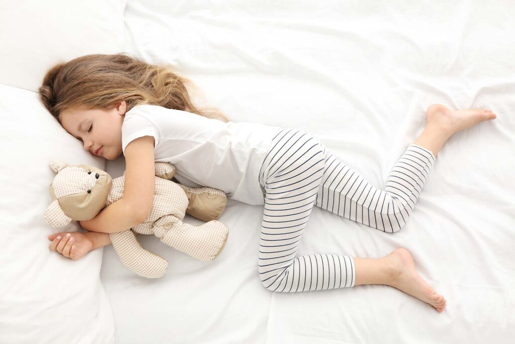 kids bedwetting